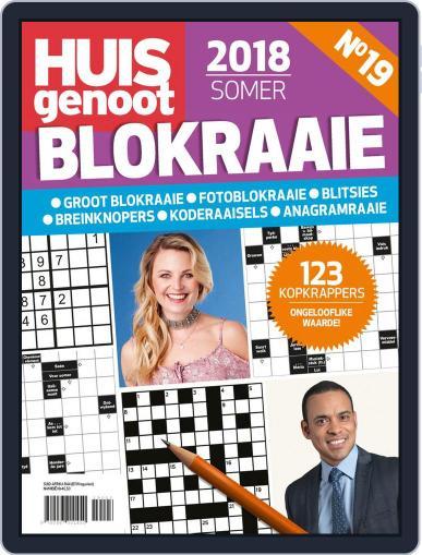 Huisgenoot Blokraai Digital Back Issue Cover