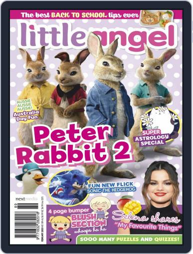 Little Angel Digital Back Issue Cover