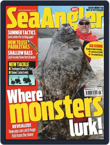 Sea Angler Digital Back Issue Cover