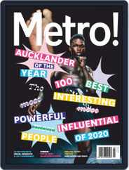 Metro NZ Magazine (Digital) Subscription