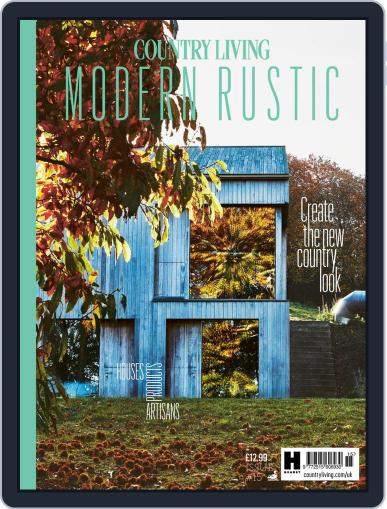 Country Living Modern Rustic Digital Back Issue Cover