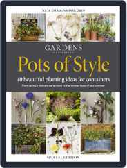 Gardens Illustrated : Pots of Style Magazine (Digital) Subscription