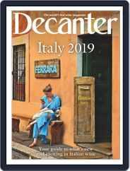 Decanter Italy Magazine (Digital) Subscription