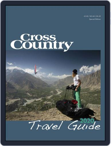 Cross Country Travel Guide Digital Back Issue Cover