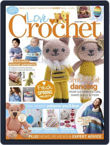 Love Crochet Digital Back Issue Cover