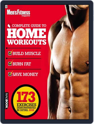 Men's Fitness Complete Guide to Home Workouts Magazine (Digital) Cover