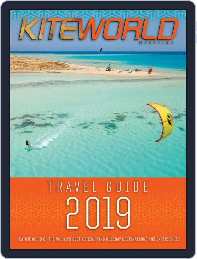 Kiteworld Magazine Travel Guide Digital Back Issue Cover