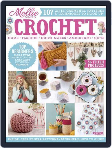 Mollie Makes Crochet Magazine (Digital) Cover