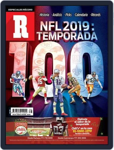 RÉCORD - Los Especiales Digital Back Issue Cover