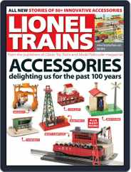Lionel Trains: Accessories Magazine (Digital) Subscription August 8th, 2014 Issue