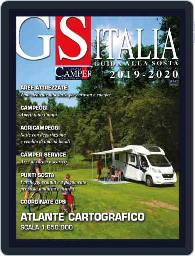 Guida Alle Aree di Sosta Italia Magazine (Digital) Cover