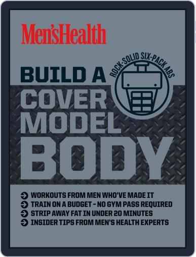 Build A Cover Model Body Magazine (Digital) May 3rd, 2012 Issue Cover