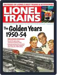 Lionel Trains: 1950-54 Magazine (Digital) Subscription August 2nd, 2012 Issue