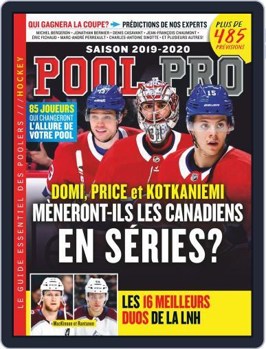 Pool Pro Magazine (Digital) Cover