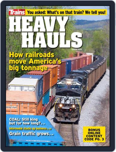 Heavy Hauls Magazine (Digital) June 12th, 2015 Issue Cover