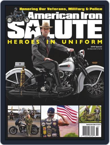 American Iron Specials (Digital) Cover
