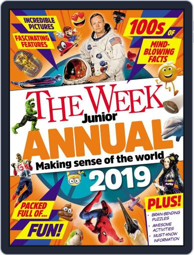 The Week Junior Annual Magazine (Digital) Cover