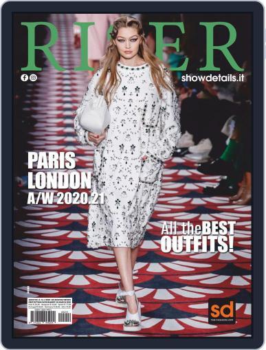 SHOWDETAILS RISER PARIS Magazine (Digital) Cover