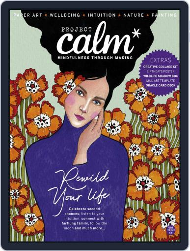 Project Calm Magazine (Digital) Cover