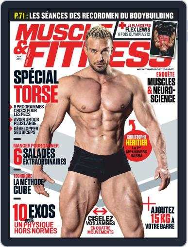 Muscle & Fitness France Digital Back Issue Cover