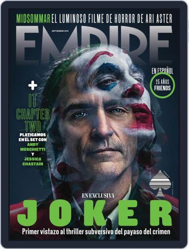 Empire en español Digital Back Issue Cover