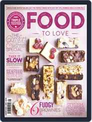 Food To Love (Digital) Subscription
