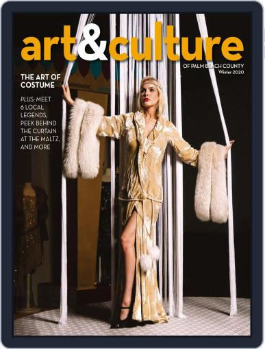 art&culture Magazine (Digital) Cover