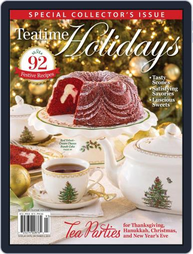 TeaTime Special Issues