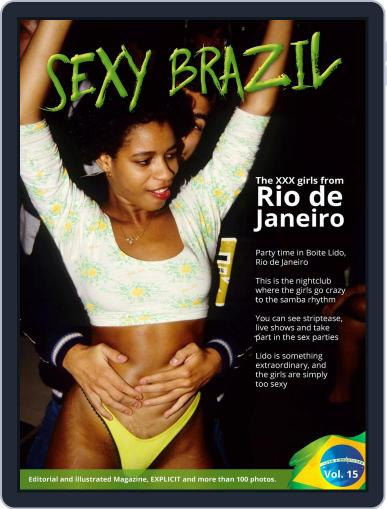 Sexy Brazil editorial photo (Digital) Cover