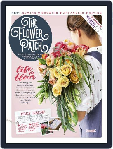The Flower Patch Digital Back Issue Cover
