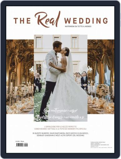 THE REAL WEDDING (Digital) Cover