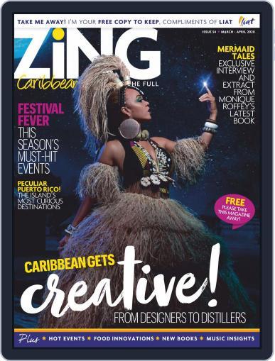 ZiNG Caribbean Magazine (Digital) Cover