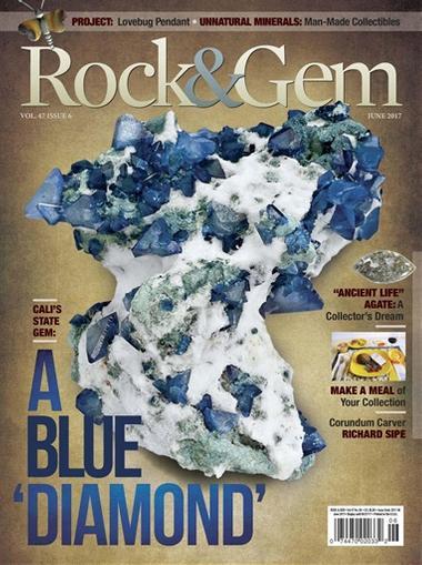 Rock & Gem Digital Magazine Cover