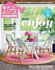 Hgtv Magazine Subscription July 1st, 2020 Issue