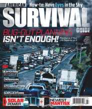 American Survival Guide Magazine Subscription July 1st, 2020 Issue