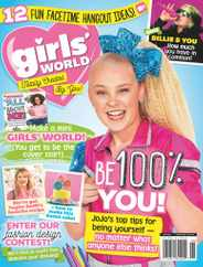 Girls World Magazine Subscription June 1st, 2020 Issue