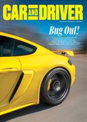 Car And Driver Magazine Subscription June 1st, 2020 Issue