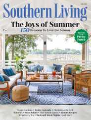 Southern Living Magazine Subscription June 1st, 2020 Issue