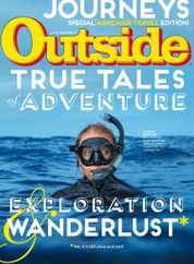 Outside Magazine Subscription June 1st, 2020 Issue