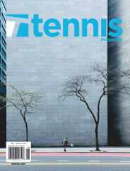 Tennis Magazine Subscription July 1st, 2020 Issue