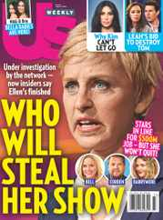 Us Weekly Magazine Subscription August 17th, 2020 Issue