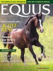 Equus Magazine Subscription May 18th, 2020 Issue