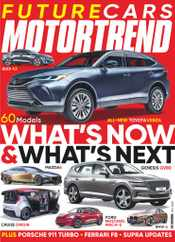 Motor Trend Magazine Subscription July 1st, 2020 Issue