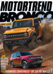 Motor Trend Magazine Subscription September 1st, 2020 Issue