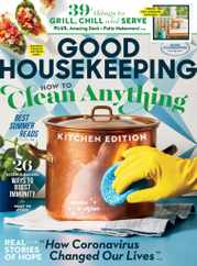 Good Housekeeping Magazine Subscription June 1st, 2020 Issue
