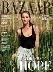 Harper's Bazaar Magazine Subscription June 25th, 2020 Issue