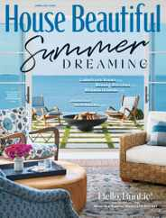 House Beautiful Magazine Subscription June 1st, 2020 Issue