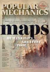 Popular Mechanics Magazine Subscription July 1st, 2020 Issue