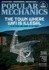 Popular Mechanics Magazine Subscription May 1st, 2020 Issue