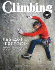 Climbing Magazine Subscription May 1st, 2020 Issue